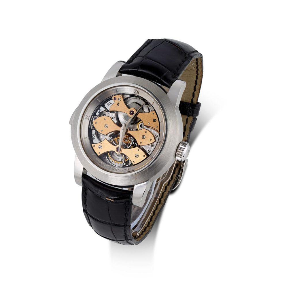 Nirav Modi's watch sold for Rs 95 lakh